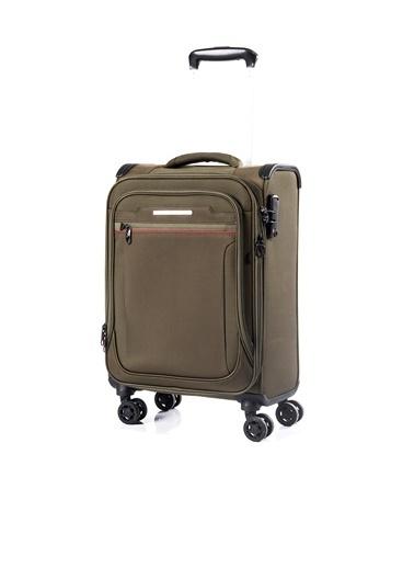 ÇÇS Çanta Valiz Yeşil